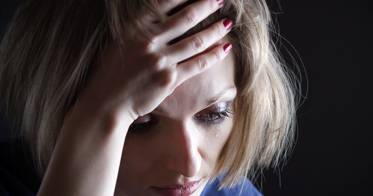 the causes of depression in young
