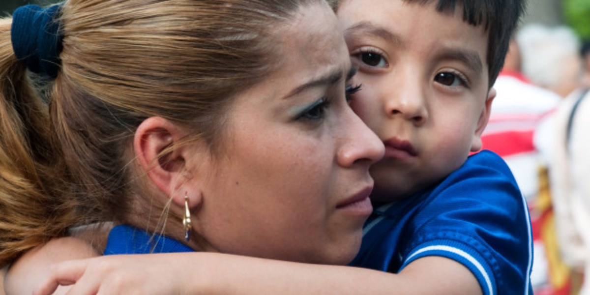 birth rights for immigrant children Report published by the coram children's legal centre finds tougher immigration stance is denying children basic rights.
