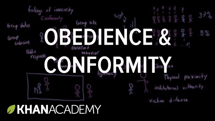 conformity obedience and pluralistic ignorance as social behaviors tied to the mass suicides involvi Psyc130-exam2 study guide by cmhanley includes 87 questions covering vocabulary, terms and more  pluralistic ignorance&social contagion social contagion the spread of ideas, attitudes, or behavior patterns in a group through imitation and conformity  internalize social norm of obedience milgram's behavioral study of obedience propaganda.