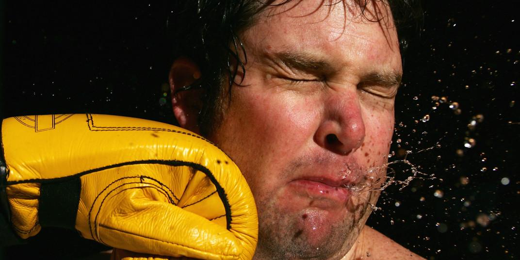 O punch face sweat facebook